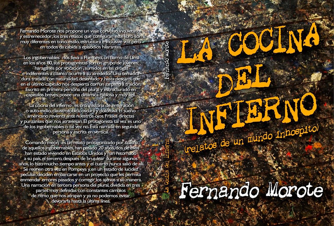 Cocina Del Infierno | La Cocina Del Infierno De Fernando Morote Revista Colofon